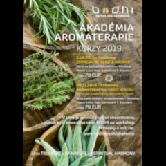 Kurz holistickej aromaterpie - AROMATERAPIA PROTI STRESU
