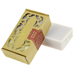 Přírodní mýdlo Levandule a máta