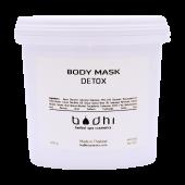Tělová maska jílová Detoxikační