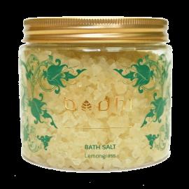 Sůl do koupele Citronová tráva - 100% přírodní