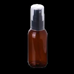 50 ml - Fľaška hnedá s rozprašovačem