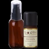 Přírodní repelent - set esenciálních olejů