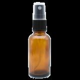 Skleněná lahvička s rozprašovačem - 30 ml