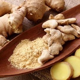 Masážní olej Pomeranč a zázvor - 100% přírodní