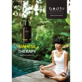 Tělový olej a olej do koupele SIAMESE THERAPY - 100% přírodní